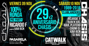 29 ANIVERSARIO CHASIS